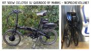 Kit 500w ciclotek su Queridoo