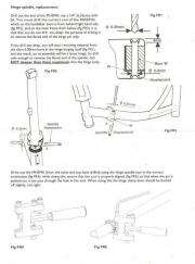 brompton sostituzione perno snodo telaio manubrio