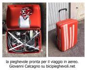 valigia aereo bikefriday