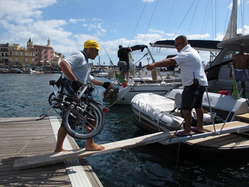 Bici Pieghevole Barca.La Pieghevole In Barca