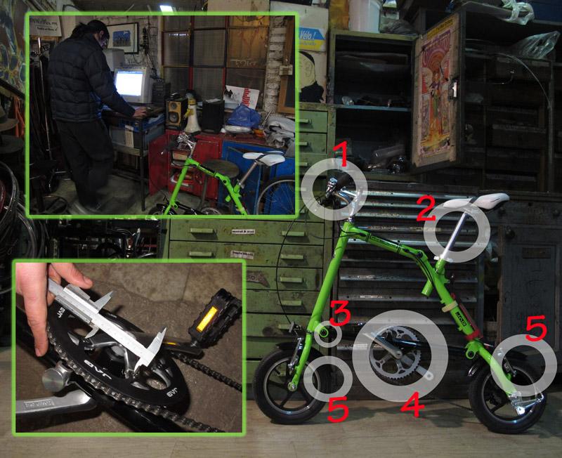 Bici Pieghevole Nanoo Prezzo.Nanoo Avenue Una Mini Bici Esplosiva 12 E 16