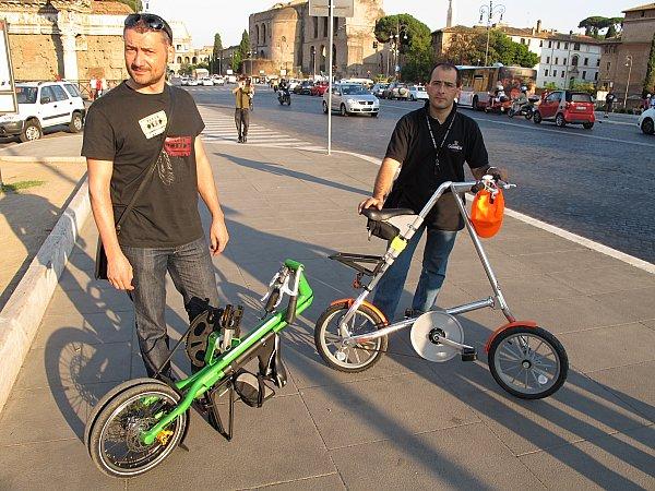 Bicicletta Pieghevole Mobiky Prezzo.Strida La Bici Creativa
